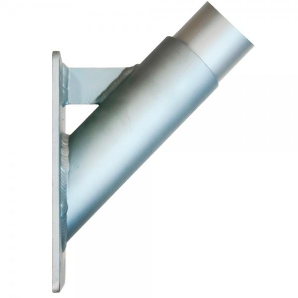 Wandausleger-Mast-Systeme - schräg 45°